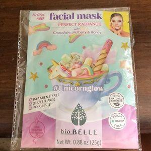 Bio Belle Unicorn Glow Facial Mask